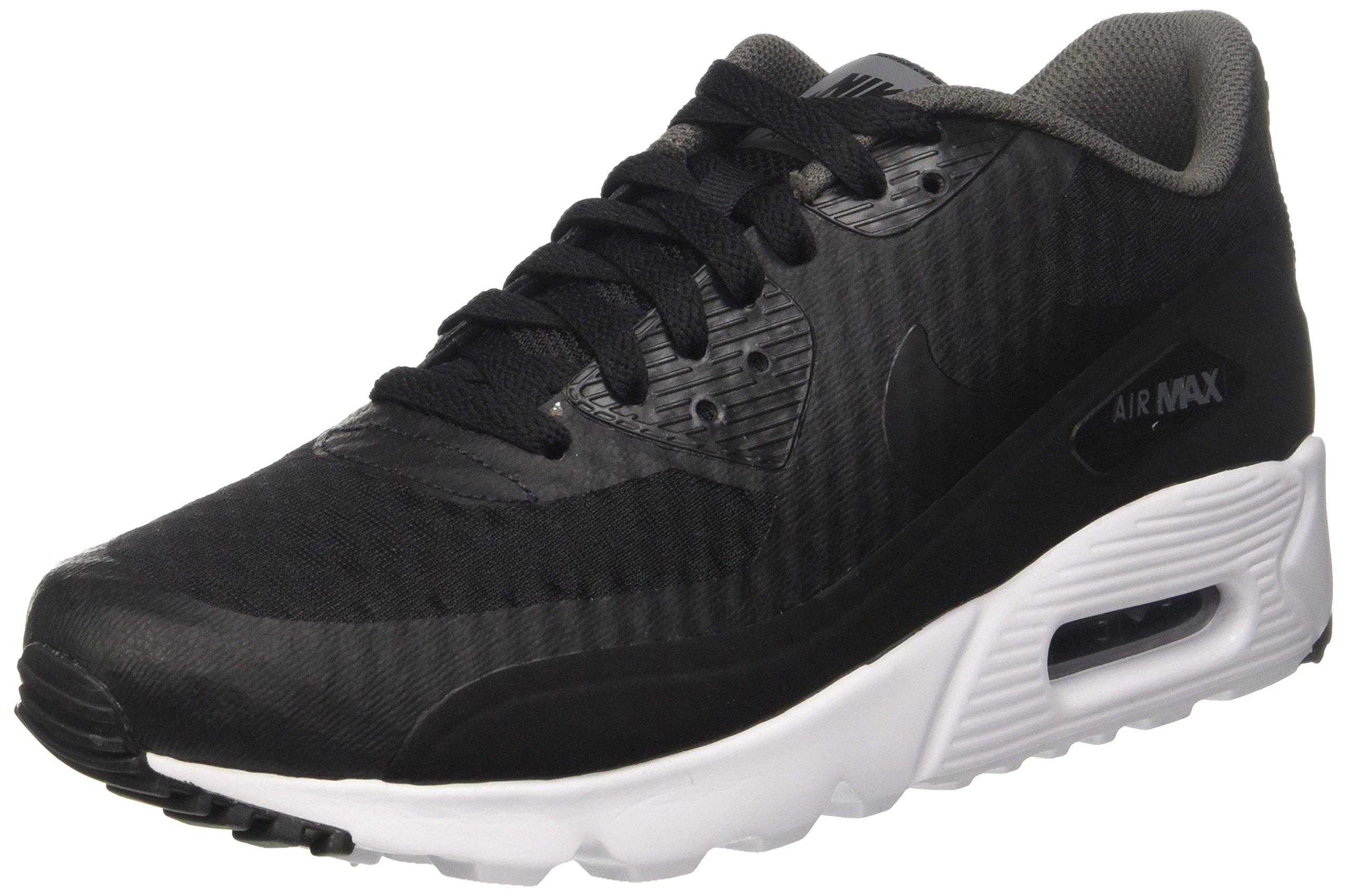 best sneakers defc3 79ada Galleon - NIKE Men s Air Max 90 Ultra Essential, Black Black-Dark Grey-White,  13 M US