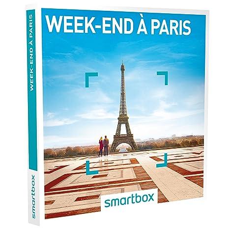 Idee Cadeau A Paris.Smartbox Coffret Cadeau Homme Femme Couple Week End A
