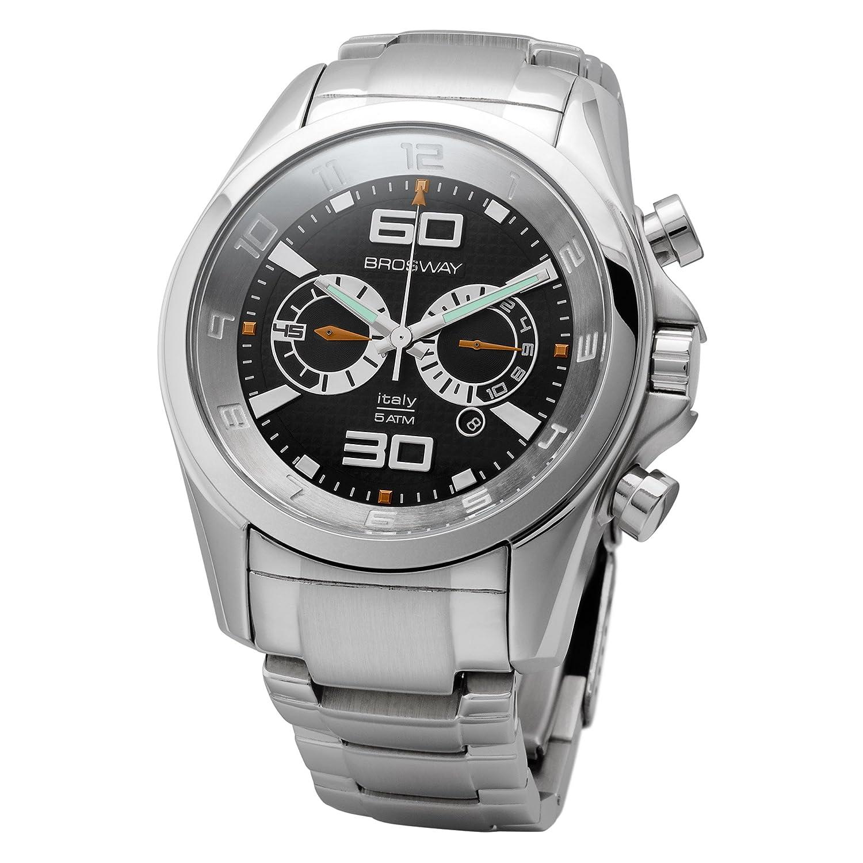 Brosway Watches   -Armbanduhr     Edelstahl 8033609240180