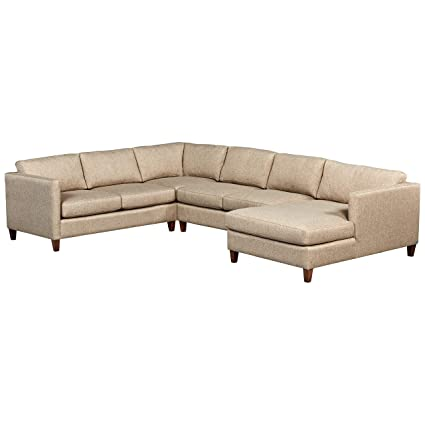 Amazon.com: Stone & Beam Andover Modern Left U-Sectional ...