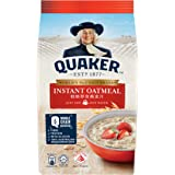 Quaker Wholegrain Instant Oatmeal Refill, 400 G