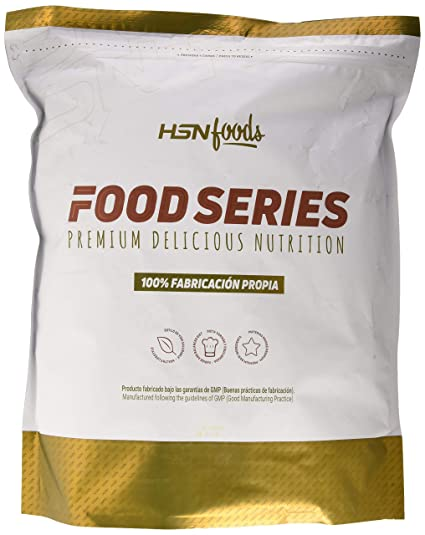 Harina de Avena de Sabor de HSN Foods - Sin soja, Vegana - Instantánea Ideal para Batidos, ...