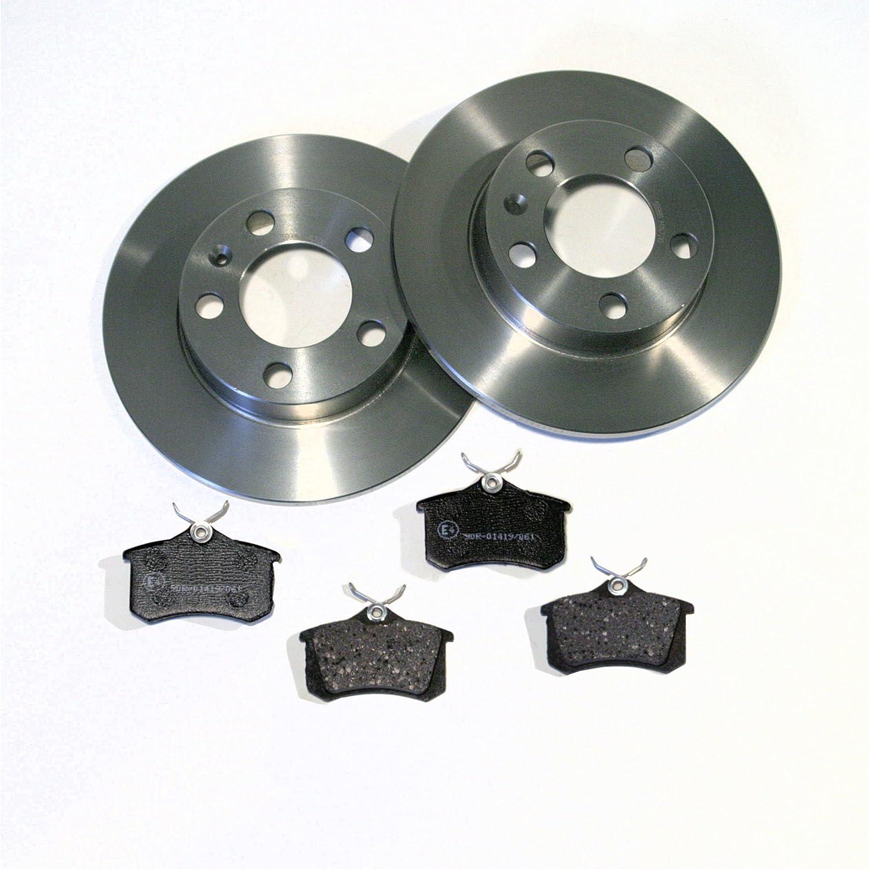 Bremsbel/äge hinten Bremsscheiben /Ø 271 mm//Bremsen