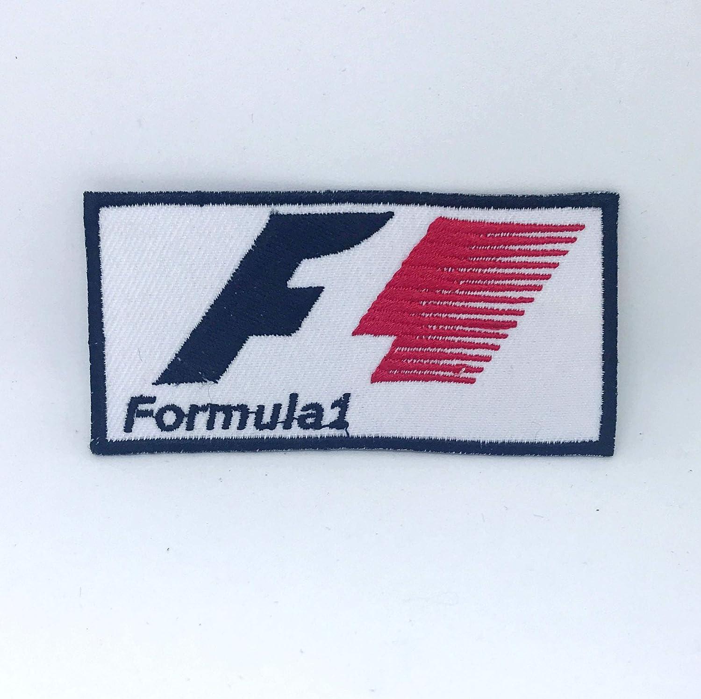 Formula One F1 ジャケット アイロン接着 刺繍ワッペン B07GMTX4VY