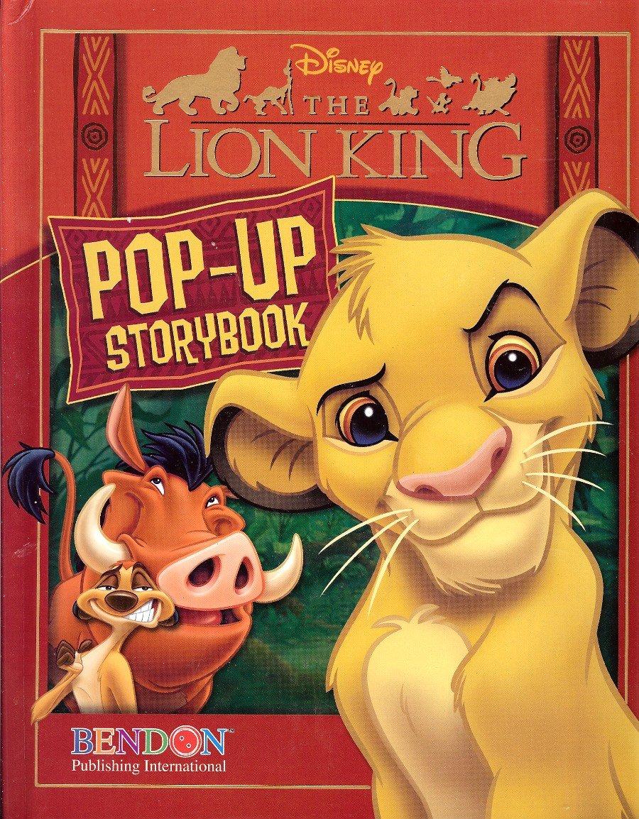 Download Lion King, Lady & the Tramp, Bambi, Peter Pan (4 pop up books) (Walt Disney Pop Up Storybooks, All 4 Volumes) PDF