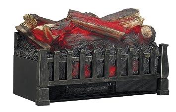 Amazoncom Duraflame DFIARUA Electric Fireplace Insert W - Fireplace inserts electric