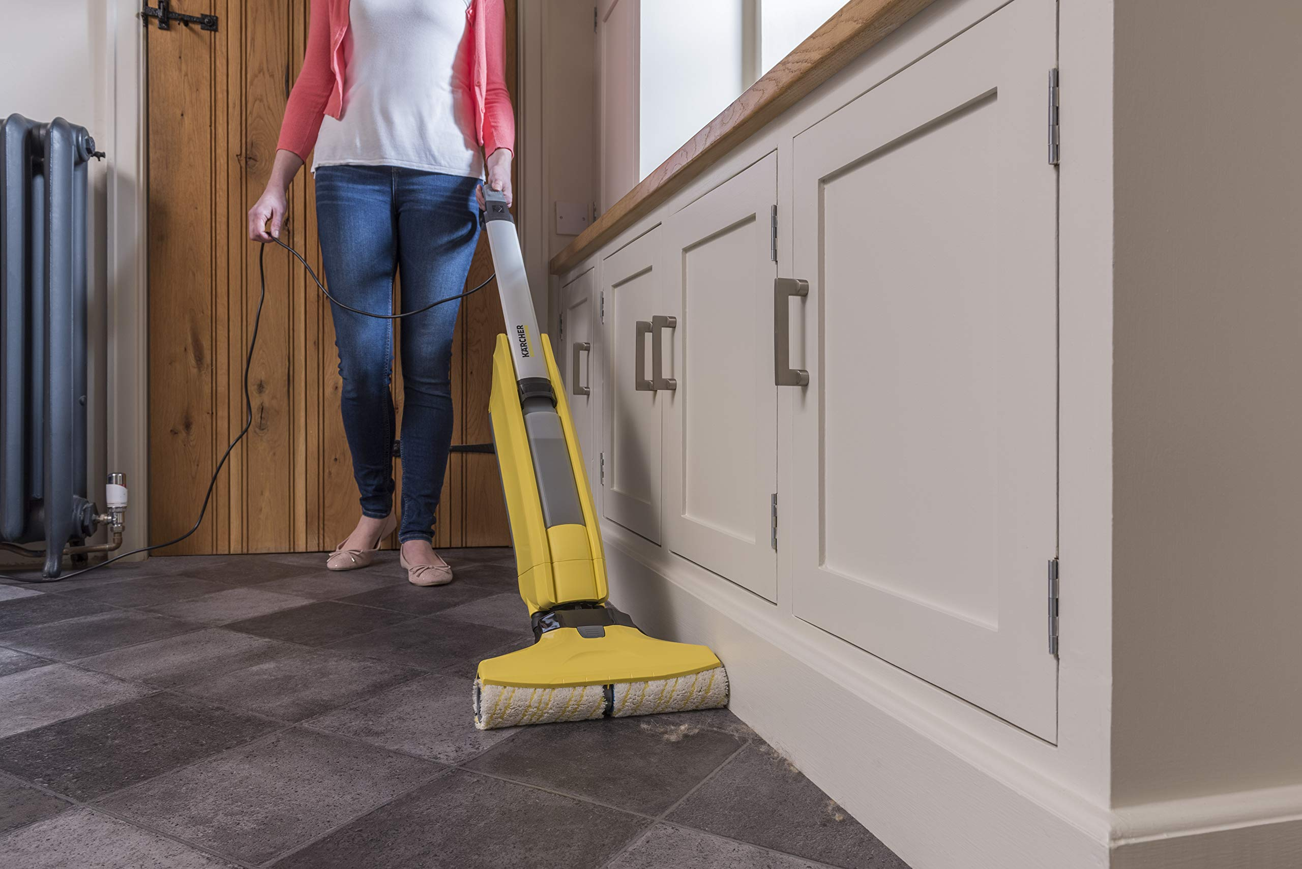 KARCHER FC5 Hard Floor Cleaner - Yellow by Karcher (Image #4)