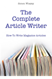 The Complete Article Writer
