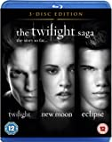 The Twilight Saga Triple Pack [Blu-ray]