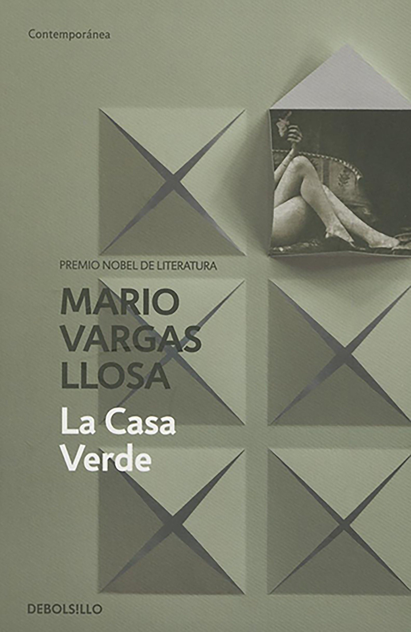 La casa verde / The Green House (Spanish Edition): Mario Vargas Llosa: 9788490625897: Amazon.com: Books