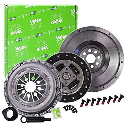 Amazon.com: VALEO Clutch Kit with Flywheel Fits BMW Z3 E46 E39 E38 E36 2.5-3.0L 1995-: Automotive