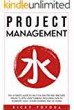 Project Management: The Ultimate Guide to Help You Master and Innovate Projects with Lean Thinking, Including How to…