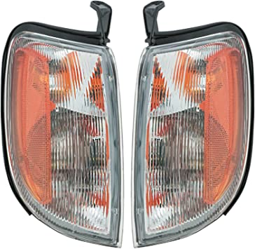 Frontier Truck Xterra Park Corner Light Turn Signal Marker Lamp Left Driver Side