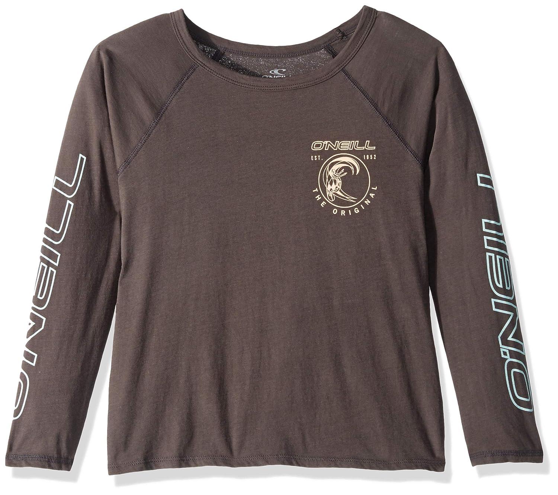 7ef298cb Amazon.com: O'Neill Women's Emporium Long Sleeve Graphic Screen Print Tee  Shirt: Clothing