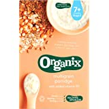 Organix Organic Multigrain Porridge 200 g (Pack of 4)