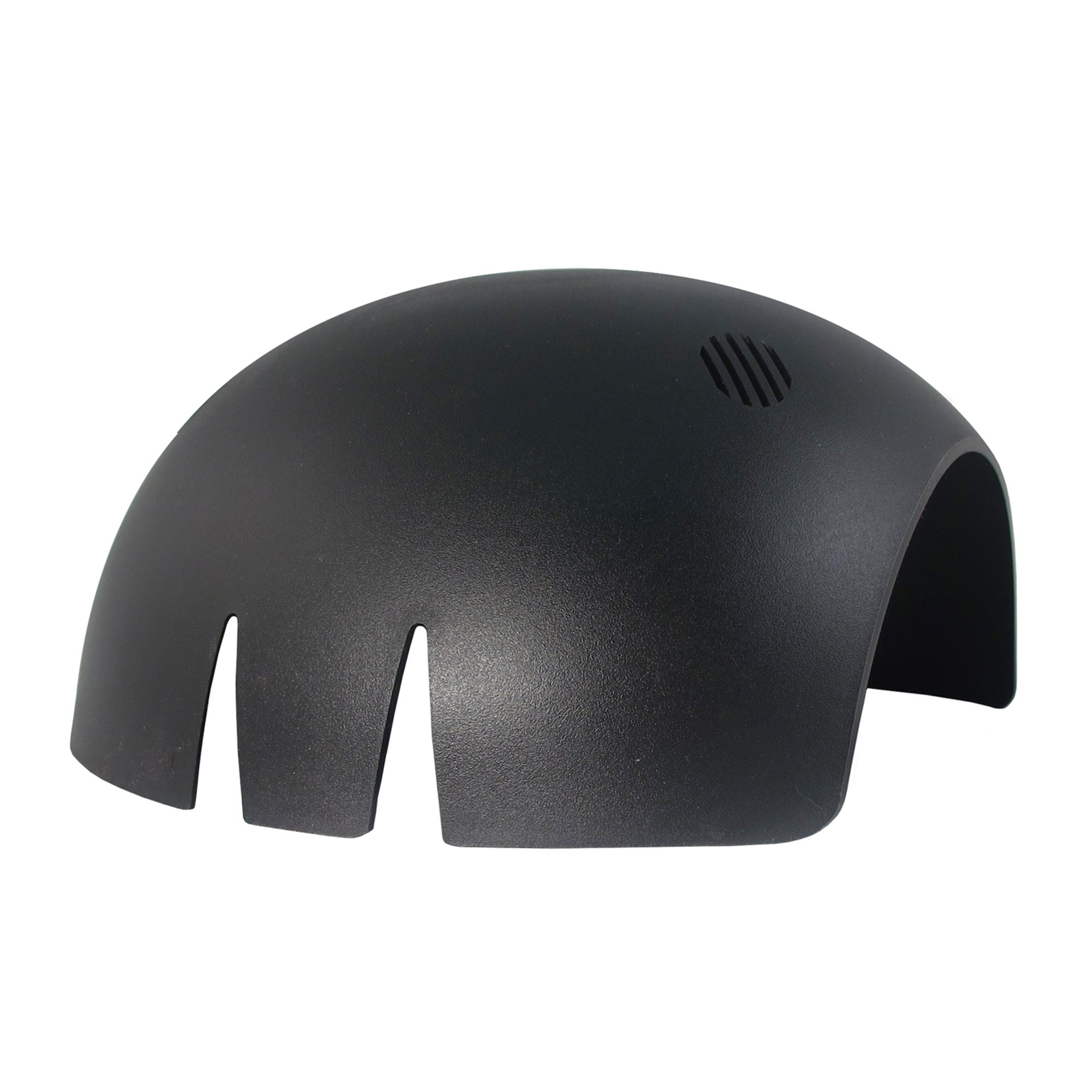 ERB Safety Products 19404 Create a Cap Shell without Foam Pad, Size: 6 1/2 - 8, Black