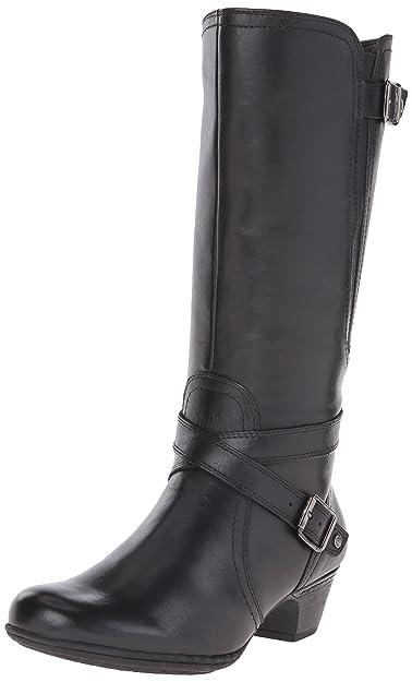 Cobb Hill Rockport Women's Ashlyn Boot, Black, ...