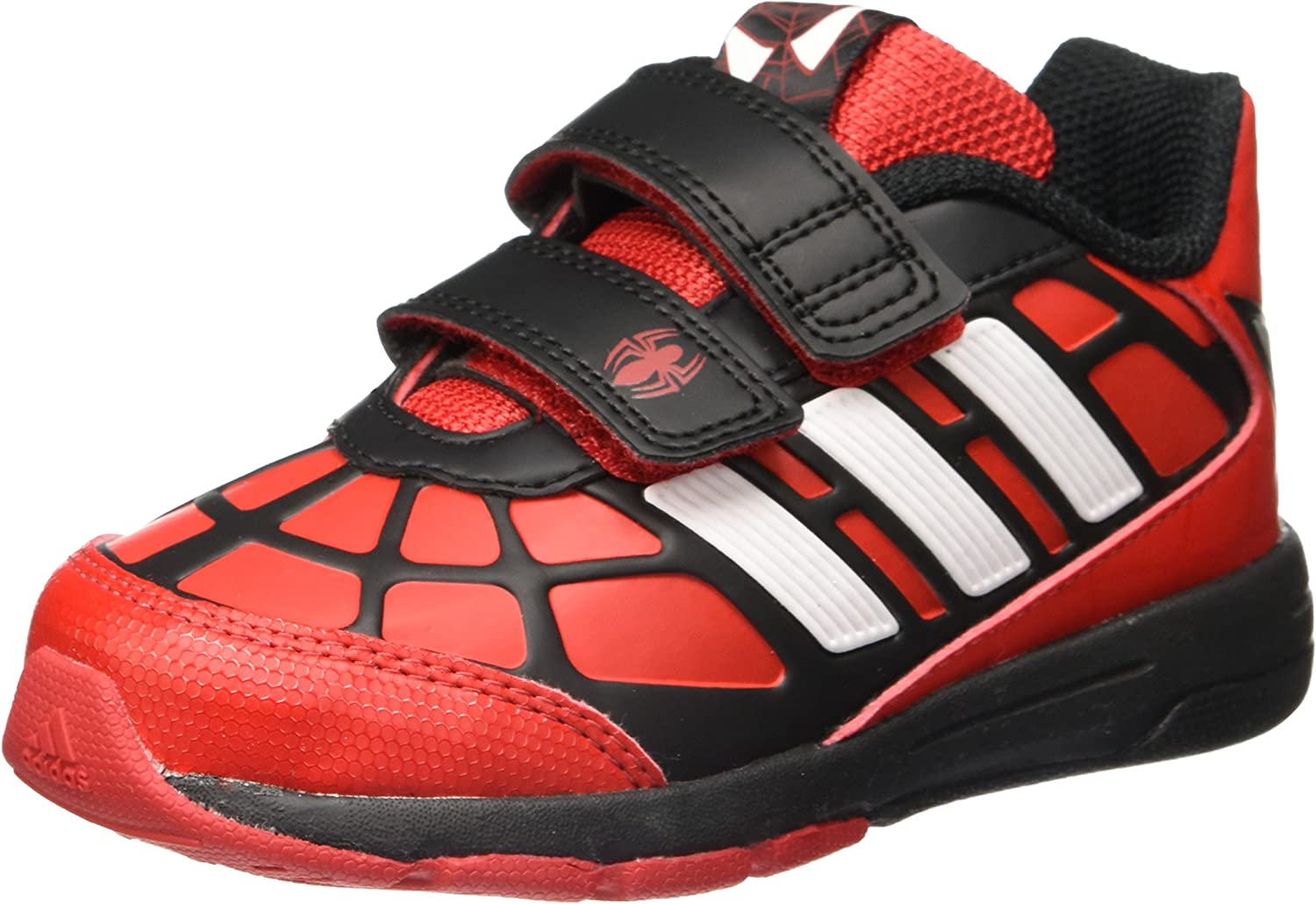 Adidas Disney Spiderman CF I M25947 Unisex-child Sneakers / Kids shoes / Baby trainers Red
