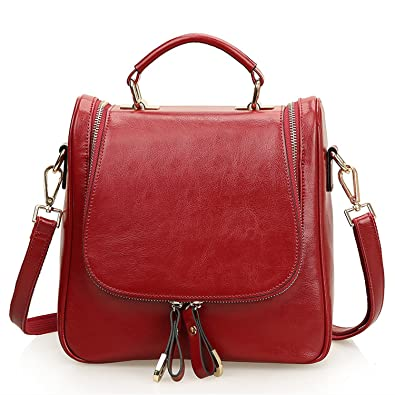 Red Leather Handbags Uk | Luggage And Suitcases