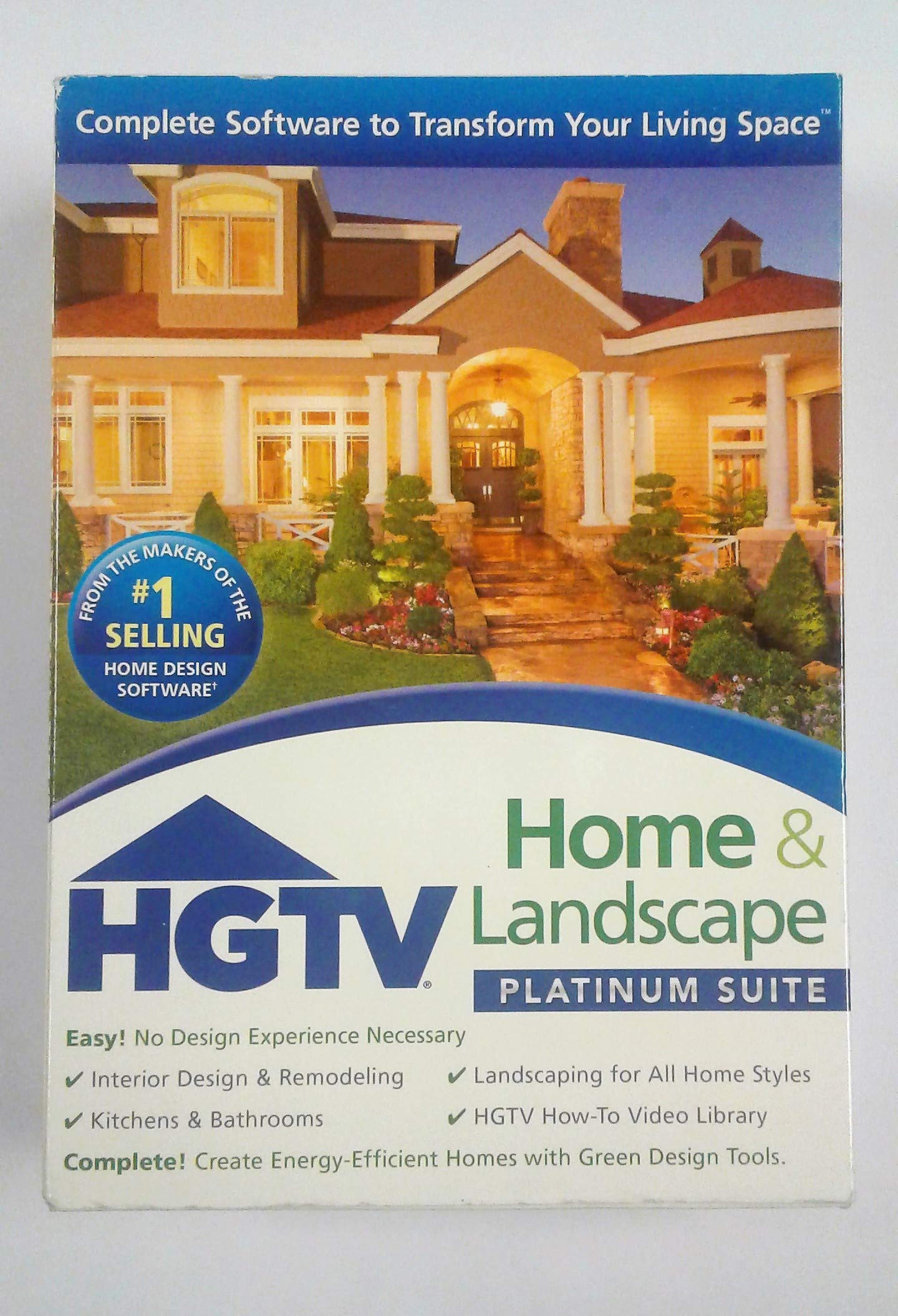HGTV Home & Landscape Platinum Suite (42956) by Nova Development