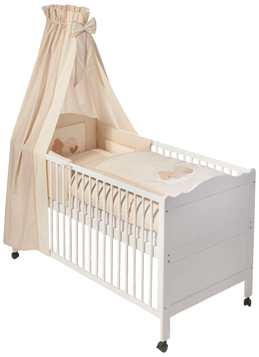 Easy Baby Bettset - Sleeping Bear Natur