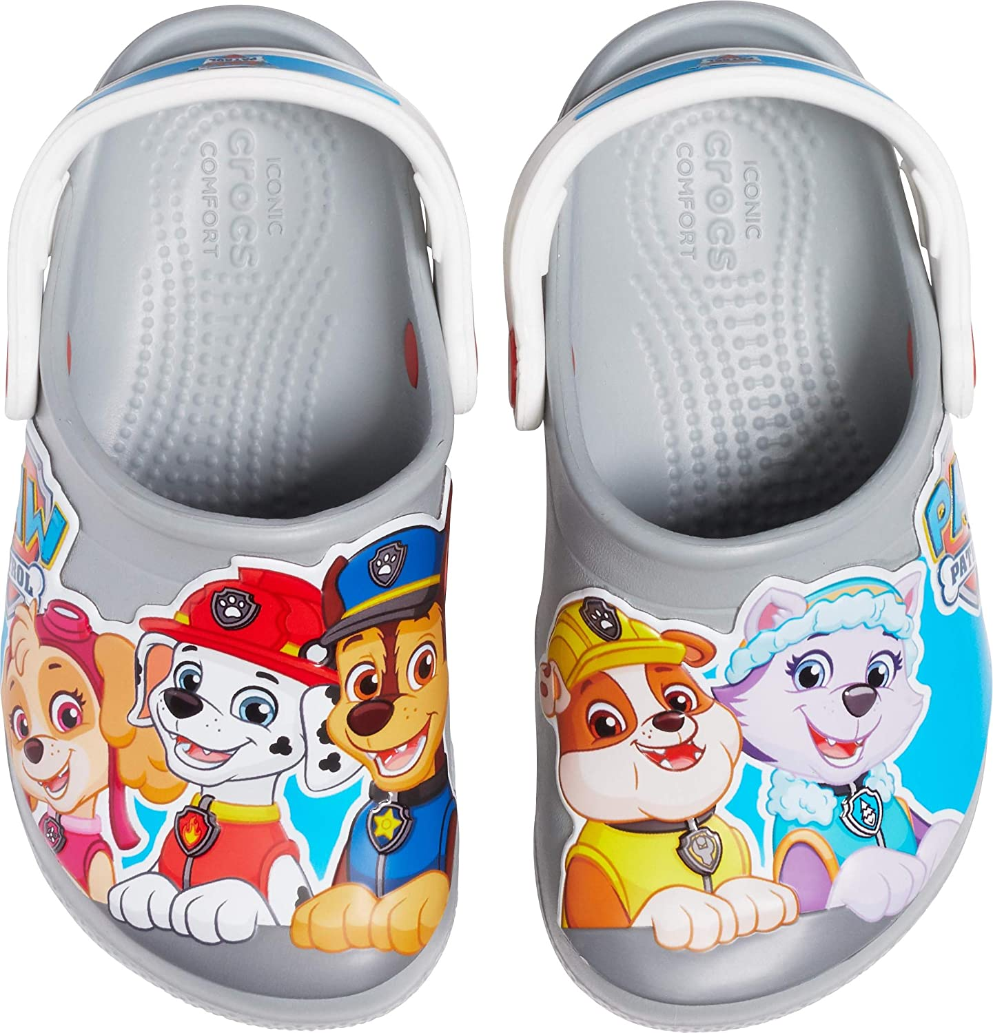 Crocs Fun Lab Paw Patrol Clog Kids Sabots Mixte Enfant