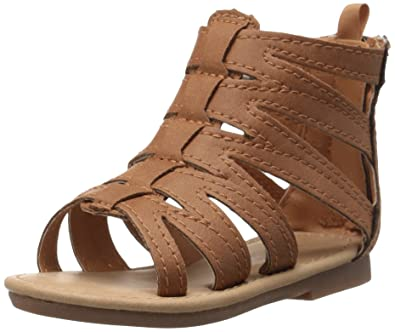 52249a2c6ee carter s Tracy Girl s Gladiator Sandal