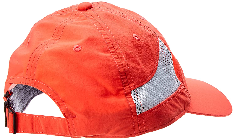 Columbia Gorra unisex, Tech Shade Hat, Nailon, Rojo (Red Coral), Talla: O/S, 1539331: Amazon.es: Deportes y aire libre