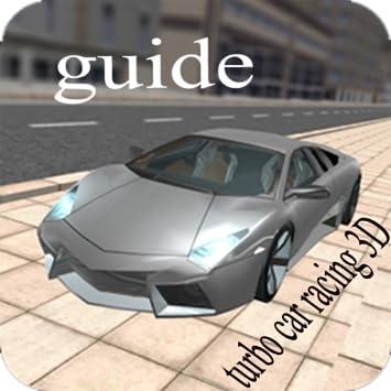 guide turbo car racing 3D