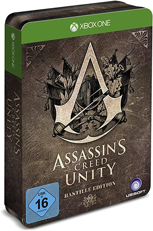 Assassins Creed Unity - Bastille Edition [Importación Alemana ...