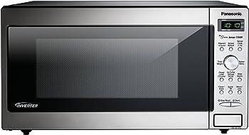Panasonic 1.6 cu. ft. Cyclonic Microwave