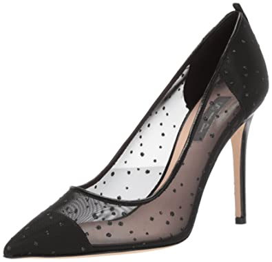 Sjp Women's Glass Closed-Toe Pumps Discount Order xffbcpNm