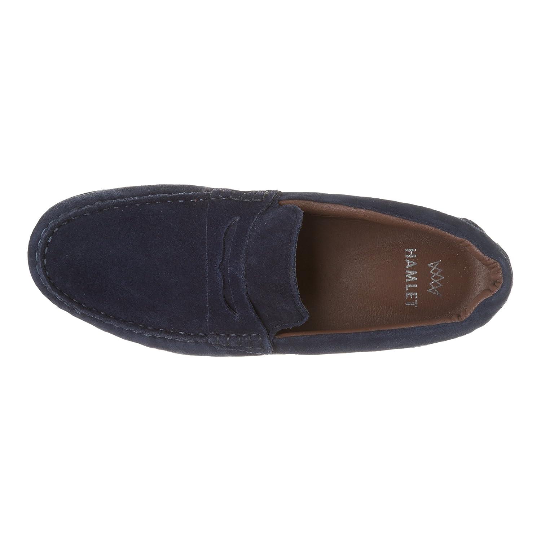 Hamlet Hm Tammo 2 - Mocasines para hombre, color azul, talla 36: Amazon.es: Zapatos y complementos