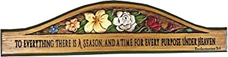 product image for Piazza Pisano Ecclesiastes Wall Plaque to Everything There is a Season