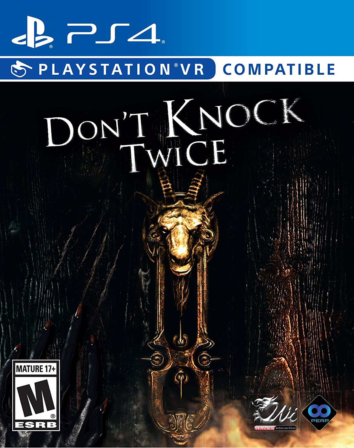 Don't Knock Twice - PlayStation 4