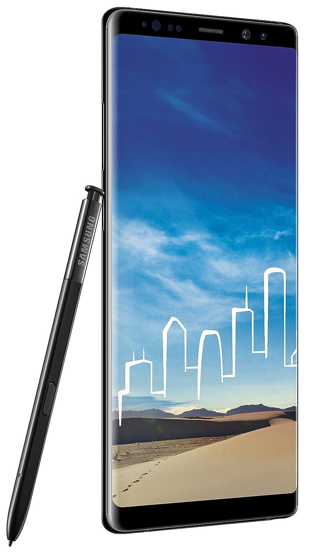 Samsung Galaxy Note 8 (Midnight Black): Amazon.in: Electronics