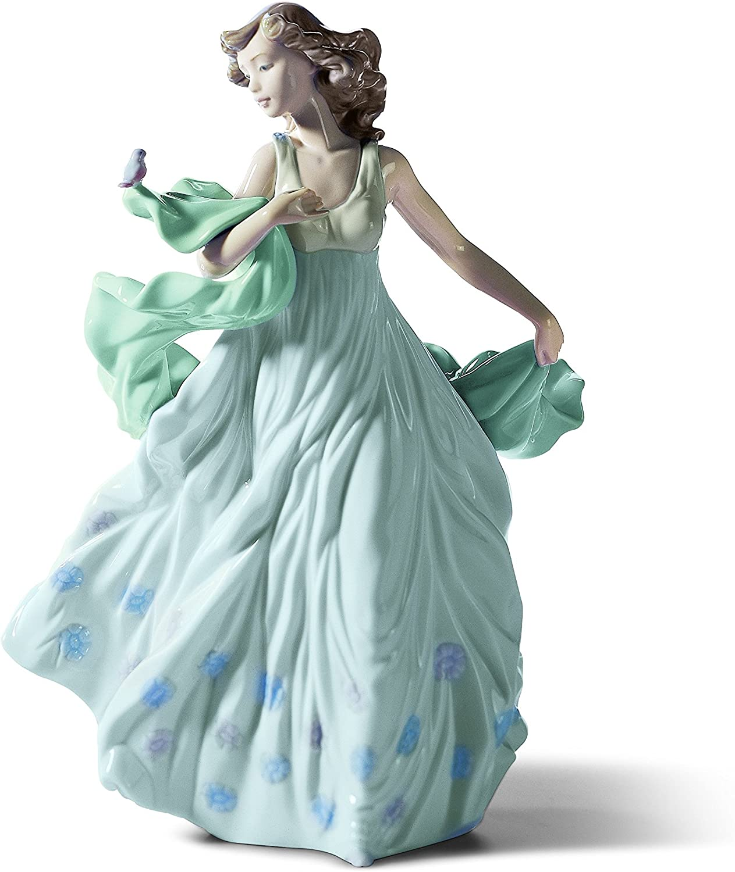B0006V5YTU Lladró Summer Serenade Figurine 81C3NZex-ML.SL1500_