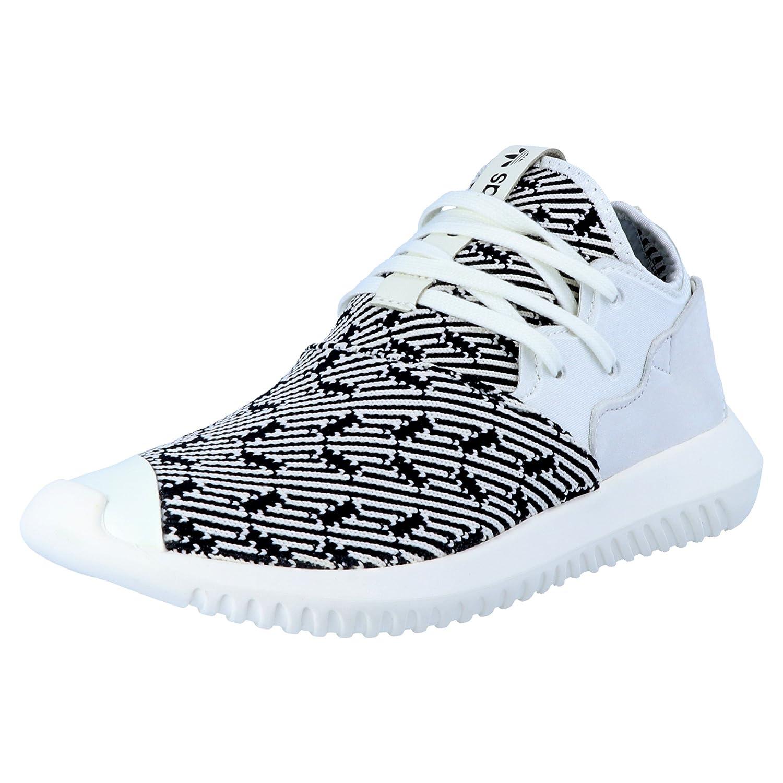 adidas Zapatillas Tubular Entrap PK W Blanco/Blanco/Negro 36 2/3 EU Blanco-grises-negros