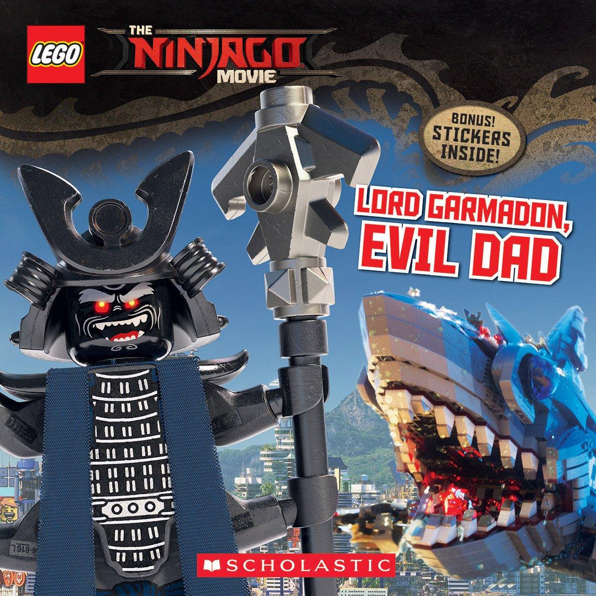 Lord Garmadon, Evil Dad (The LEGO NINJAGO MOVIE: Storybook