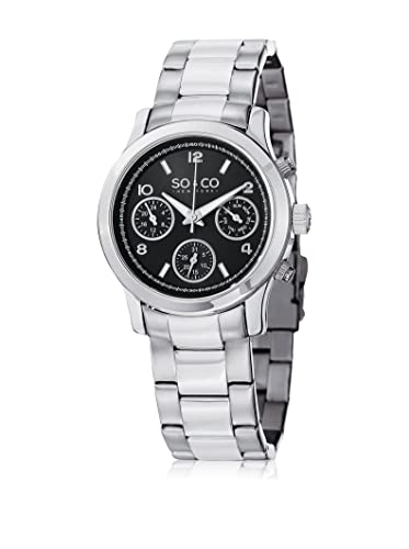 So & Co new York Reloj de Cuarzo Woman Madison 38.0 mm