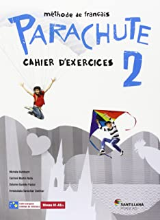 PARACHUTE 1 PACK CAHIER DEXERCICES - 9788496597990: Amazon.es: Aa ...