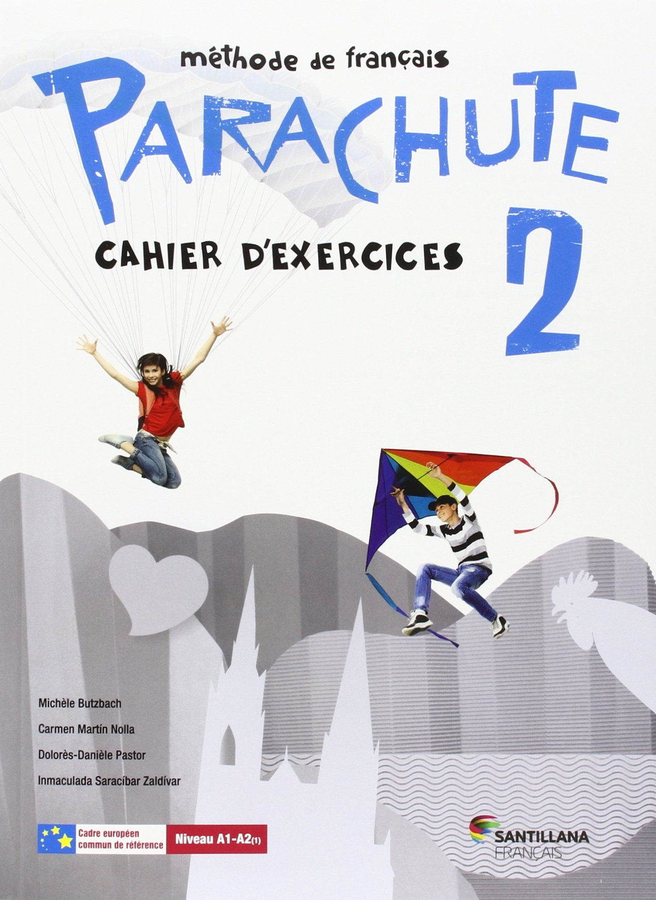 PARACHUTE 2 PACK CAHIER DEXERCICES - 9788490490952: Amazon.es: Aa ...