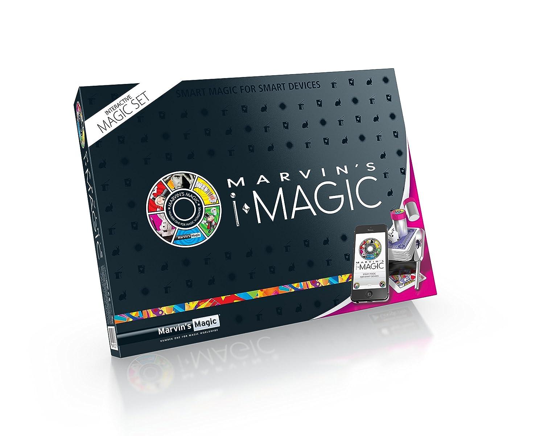 Marvin' s Magic–Cofanetto Preminum di magia in Realtà Aumentata–50Giri, 430248 MARVIN'S MAGIC