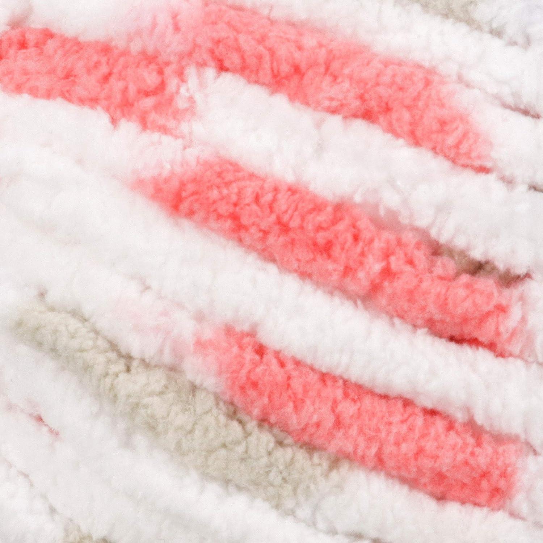Vanilla Single Ball Bernat Baby Blanket Yarn 10.5 Ounce