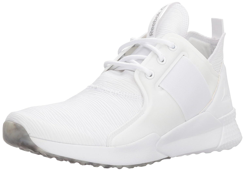 Reebok Women's Guresu 1.0 Running Shoe B071LQ2ZH8 6 B(M) US|White/Black/Matte Silver