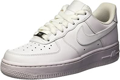 NIKE Wmns Air Force 1 '07, Zapatos de Baloncesto Mujer