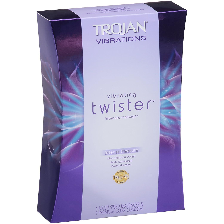 Girl vibrator trojan with