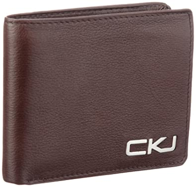 Calvin Klein Jeans Tomorrow CED104 PCH00 - Monedero de cuero ...