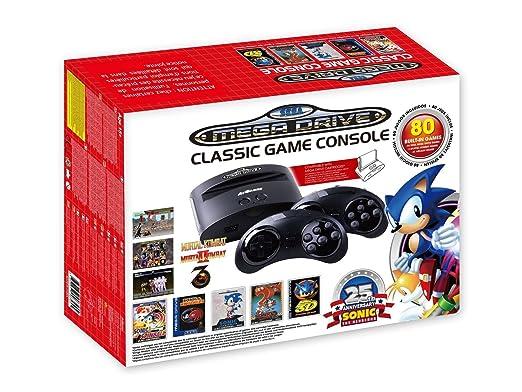 18 opinioni per Sega FB8280B Genesis Gioco console con 80 giochi,Antracite