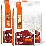 Bulletproof The Mentalist Medium-Dark Roast Ground Coffee, 12 Ounces (Pack of 3), 100% Arabica Coffee Sourced from Guatemala,